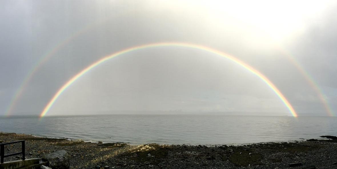 rainbow double complete