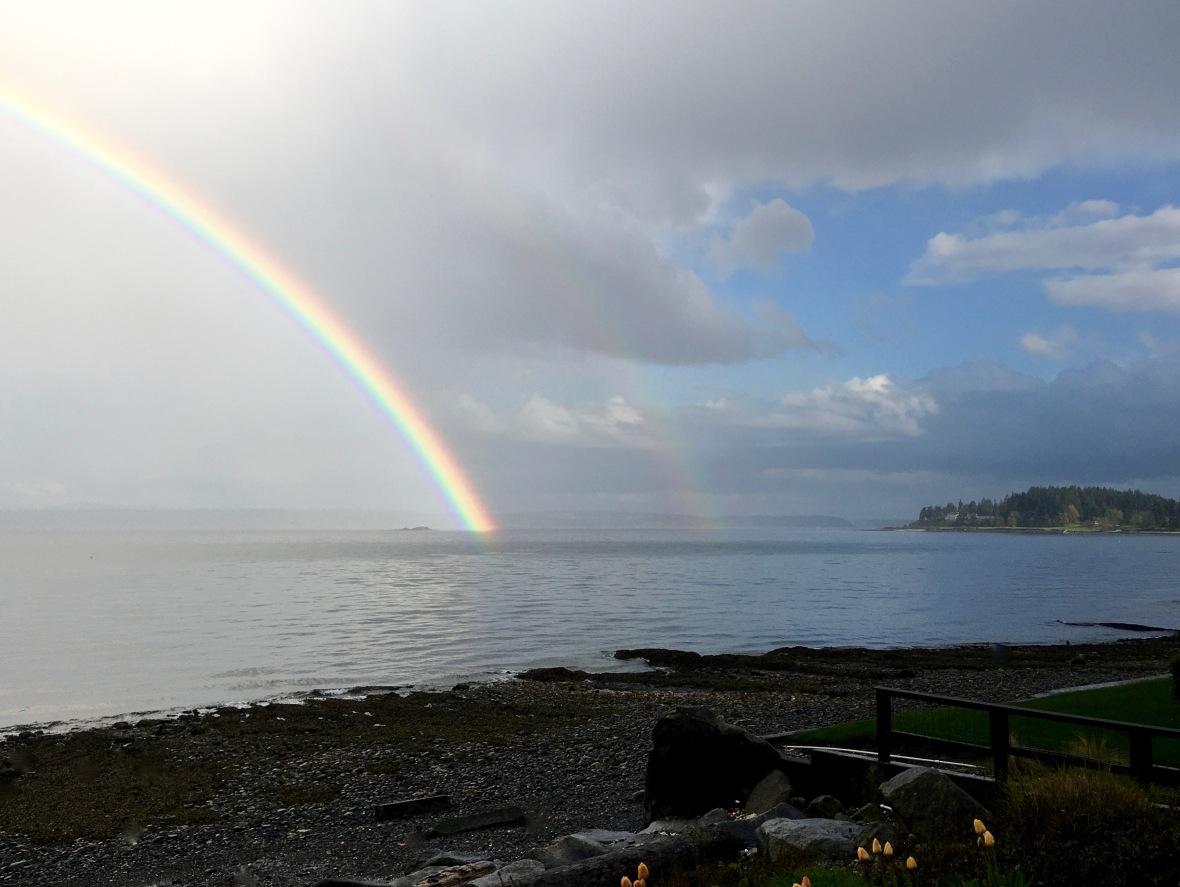 rainbow r end